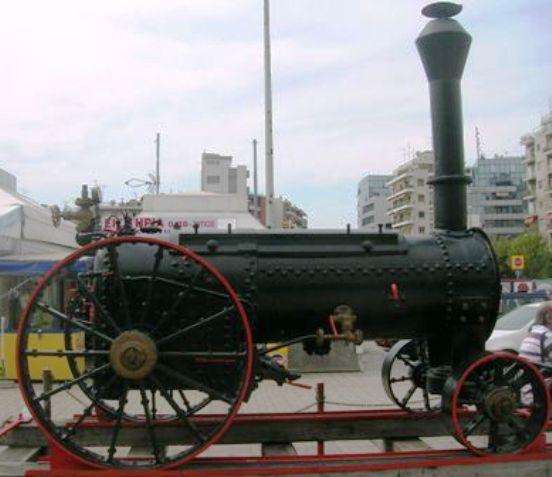 Thess2 Θεσσαλονίκη – Βαλκάνια με τρένο