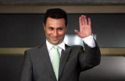 O Γκρούεφσκι αποκάλεσε την Ελλάδα «Πρώην Οθωμανική Επαρχία της Ελλάδας»