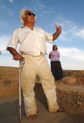 Sarigianidis Απρέπειες απέναντι σε έναν μεγάλο αρχαιολόγο