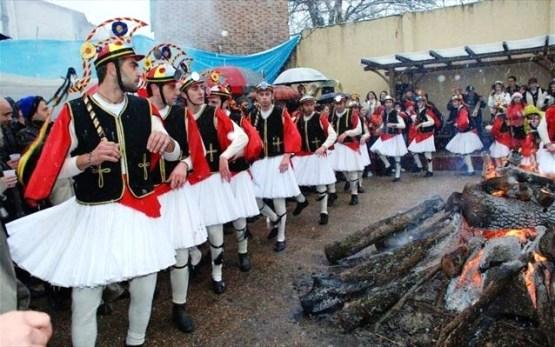 ethima ton theofaneion stin anatoliki makedonia1 Τα πανάρχαια έθιμα των Θεοφανείων στην Ανατολική Μακεδονία