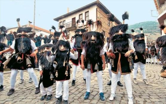 ethima ton theofaneion stin anatoliki makedonia4 Τα πανάρχαια έθιμα των Θεοφανείων στην Ανατολική Μακεδονία