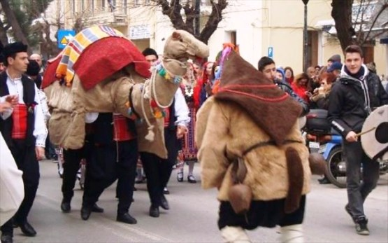 theofaneia 6 Τα πανάρχαια έθιμα των Θεοφανείων στην Ανατολική Μακεδονία