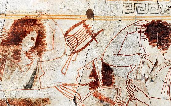 mak Βασιλικοί τάφοι φέρνουν στο φως την υψηλή τέχνη της Μακεδονίας