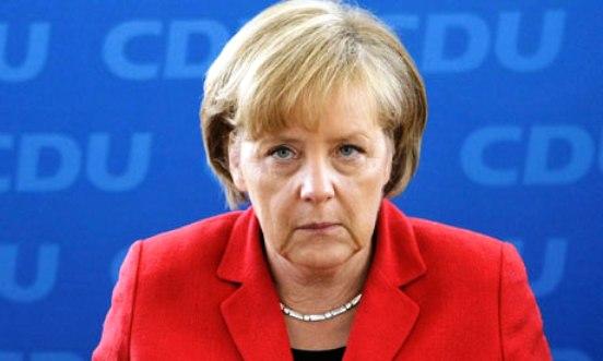 Angela Merkel Καγκελάριος Μέρκελ: H... νονά των Σκοπίων!
