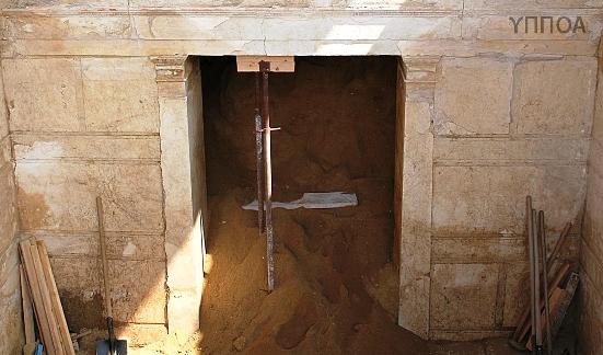 2 ΥΠΠΟΑ: Συνέχιση ανασκαφικών εργασιών στον Τύμβο Καστά στην Αμφίπολη