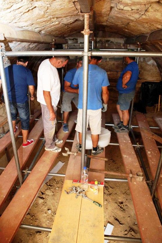 21 ΥΠΠΟΑ: Συνέχιση ανασκαφικών εργασιών στον Τύμβο Καστά στην Αμφίπολη