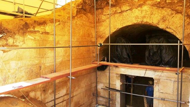 22 ΥΠΠΟΑ: Συνέχιση ανασκαφικών εργασιών στον Τύμβο Καστά στην Αμφίπολη