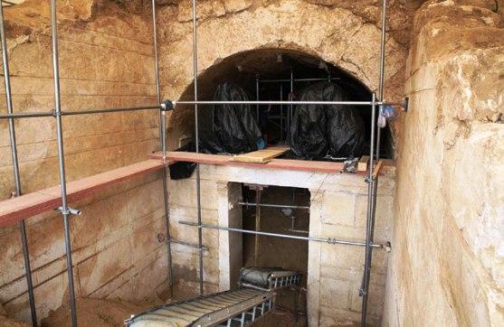 23 ΥΠΠΟΑ: Συνέχιση ανασκαφικών εργασιών στον Τύμβο Καστά στην Αμφίπολη