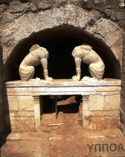 YΠΠΟΑ : Συνέχιση ανασκαφικών εργασιών στην Αμφίπολη