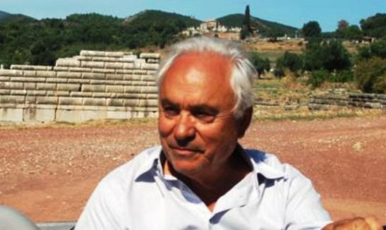 Petros Themelis Αμφίπολη: Η «καρδιά» του τύμβου μπορεί να κρύβει απείραχτα μνημεία