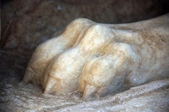 kasta3 ΥΠΠΟΑ : Συνέχιση ανασκαφικών εργασιών στον Τύμβο Καστά στην Αμφίπολη