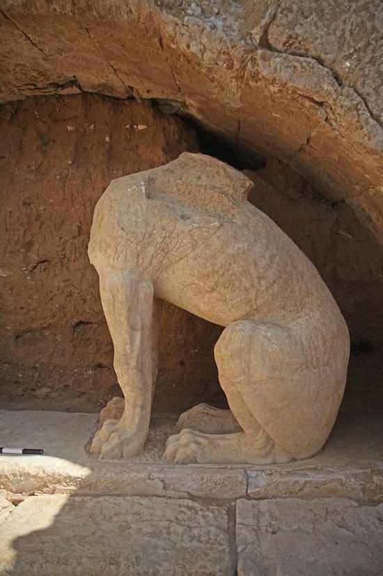 kasta31 ΥΠΠΟΑ : Συνέχιση ανασκαφικών εργασιών στον Τύμβο Καστά στην Αμφίπολη
