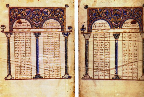 1 Επαναπατρισμός βυζαντινού χειρογράφου από το Μουσείο J. P. Getty στην Ιερά Μονή Διονυσίου Αγίου Όρους