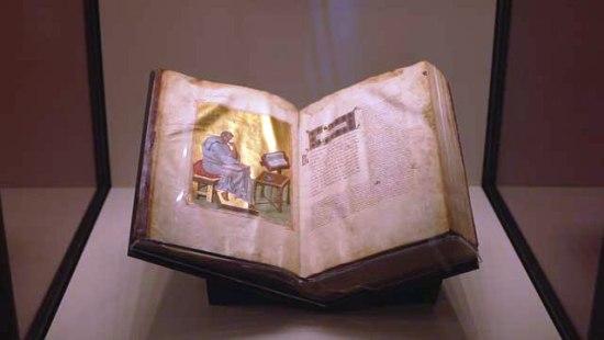 Επαναπατρισμός βυζαντινού χειρογράφου από το Μουσείο J. P. Getty στην Ιερά Μονή Διονυσίου Αγίου Όρους