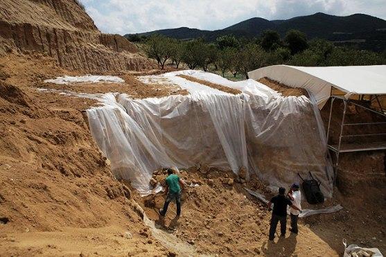 40a ΥΠΠΟΑ: Συνέχιση ανασκαφικών εργασιών στην Αμφίπολη