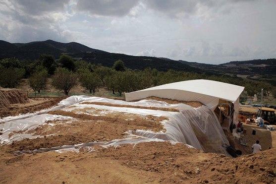 41a ΥΠΠΟΑ: Συνέχιση ανασκαφικών εργασιών στην Αμφίπολη