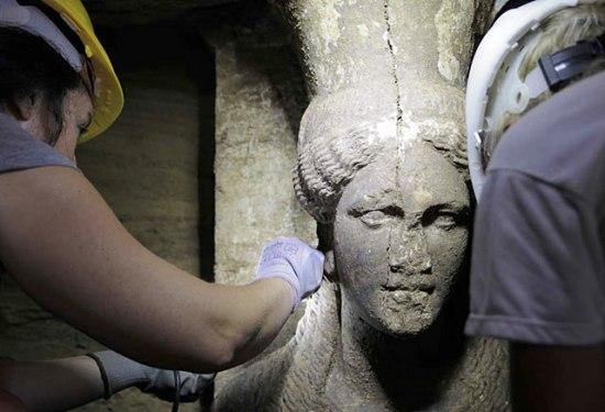 48a ΥΠΠΟΑ: Συνέχιση ανασκαφικών εργασιών στην Αμφίπολη