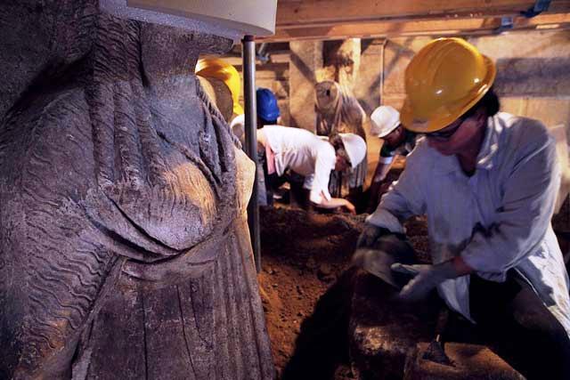 65 ΥΠΠΟΑ: Συνέχιση ανασκαφικών εργασιών στην Αμφίπολη