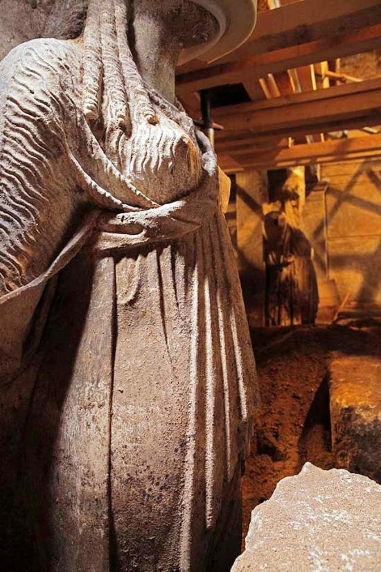 66 ΥΠΠΟΑ: Συνέχιση ανασκαφικών εργασιών στην Αμφίπολη