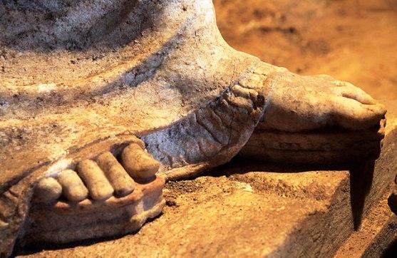 ΥΠΠΟΑ:Συνέχιση ανασκαφικών εργασιών στην Αμφίπολη