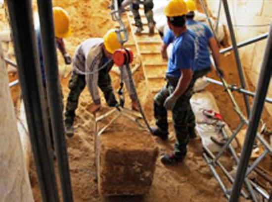80 ΥΠΠΟΑ:Συνέχιση ανασκαφικών εργασιών στην Αμφίπολη