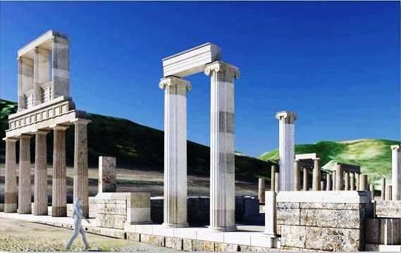 Aigai Η σκαπάνη (σε όλη την Ελλάδα) ρίχνει φως στην... Ιστορία