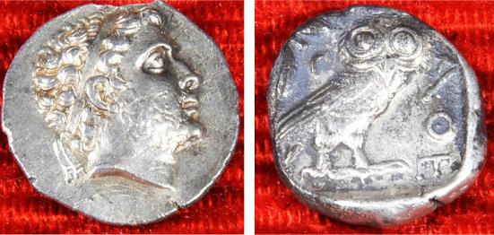 Chalkidiki2 Ογδόντα μακεδονικά νομίσματα επεστράφησαν από την Ιταλία στην Ελλάδα