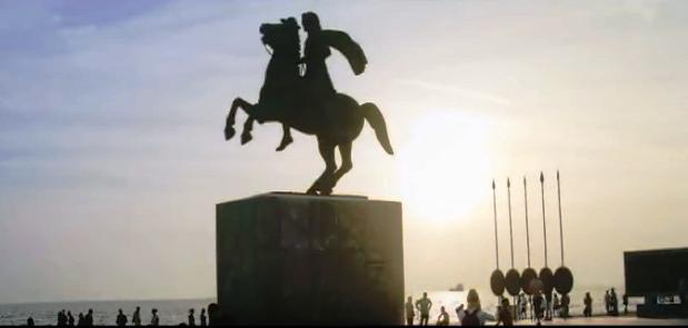 «Ηγέτες»: Παρουσίαση για τον Μέγα Αλέξανδρο από την Αγγελική Κοτταρίδη
