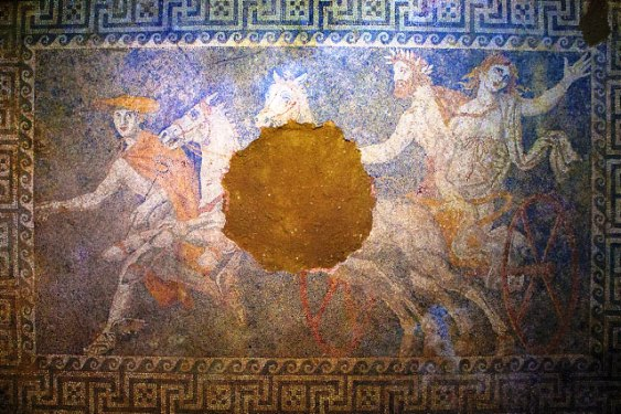 ΥΠΠΟΑ: Μελέτη οστεολογικού υλικού που βρέθηκε στο ταφικό μνημείο της Αμφίπολης