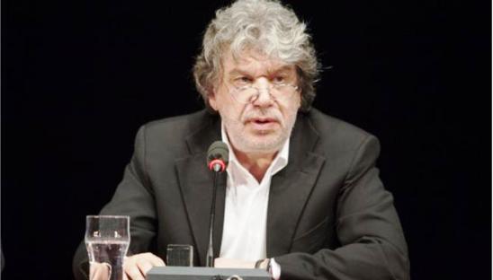 G.Vouros Μπλόκο του Κρατικού Θεάτρου Βορείου Ελλάδος στη FYROM