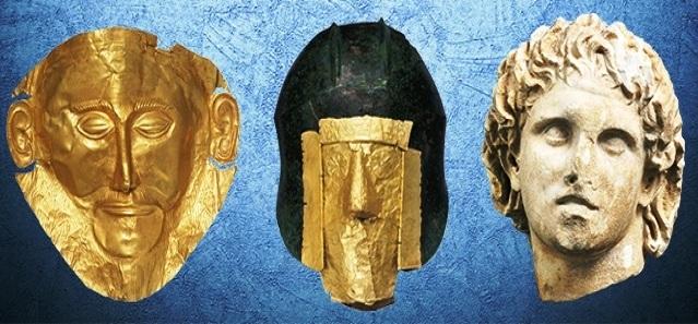 Οι  Έλληνες: Από τον Αγαμέμνονα στον Μέγα Αλέξανδρο