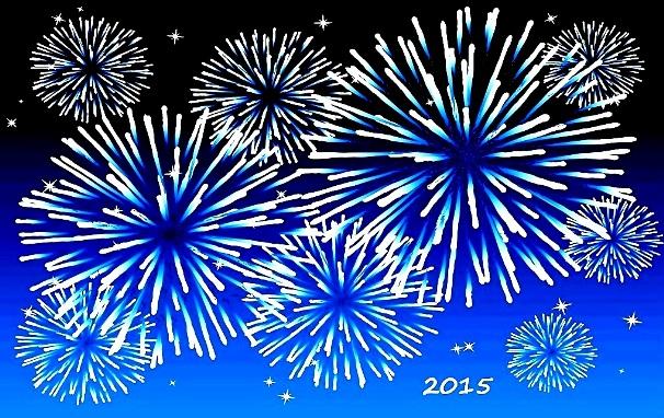 neues jahr Καλή Χρονιά   Happy New Year
