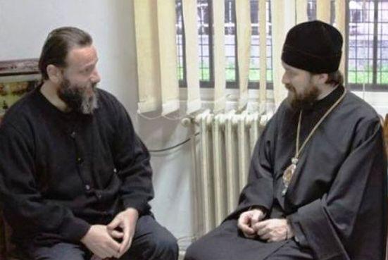 Axridos Iwannis Σκόπια : Αποφυλακίζεται ο Αρχιεπίσκοπος Αχρίδος;