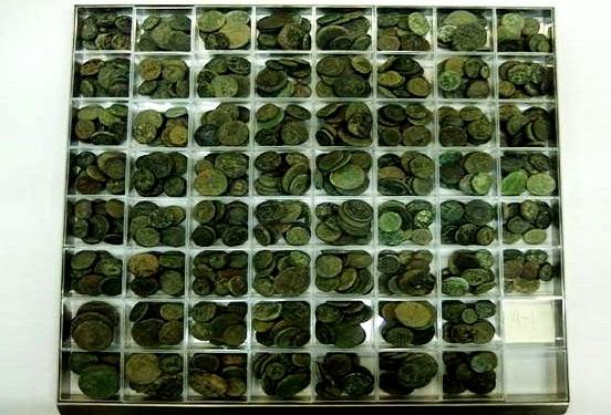 ΥΠΠΟΑ: Επαναπατρισμός 2607 κατασχεθέντων αρχαίων νομισμάτων από τη Γερμανία