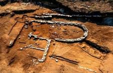 ΥΠΠΟ: Μεταφορά κτιρίου Μυκηναϊκού οικισμού από ανασκαφή στον Πλαταμώνα Πιερίας