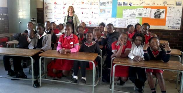 Γιοχάνεσμπουργκ: Ελληνικά μαθαίνουν τα παιδιά του Σοβέτο