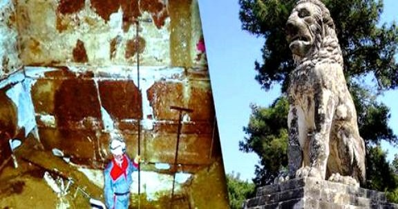 «Μάχες» για τον λέοντα της Αμφίπολης