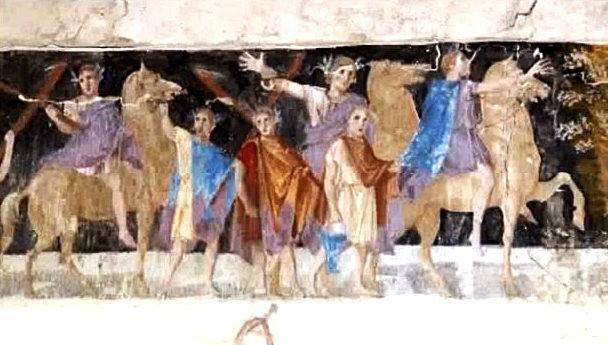 Ο μακεδονικός τάφος  στον Άγιο Αθανάσιο