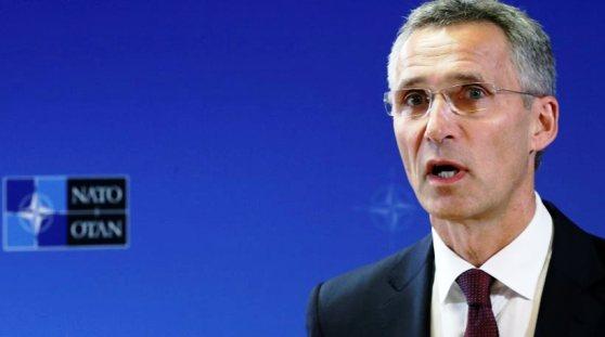 «Μακεδονία» λέει τα Σκόπια ο γγ του ΝΑΤΟ