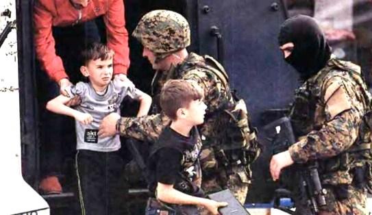Επικίνδυνη ανάφλεξη με 22 νεκρούς στα Σκόπια