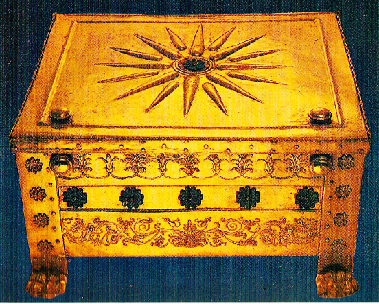 Andronikos M Aigai 1 Βεργίνα : « … Σήμερα, ύστερα από 131 χρόνια, τα μνημεία μίλησαν μόνα τους…»