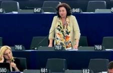 M Spyraki 225x145 Σουλτς: Το Ευρωκοινοβούλιο δεν υιοθετεί την ονομασία Μακεδονία για τα Σκόπια