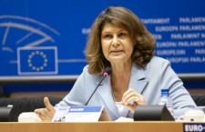Στην Αμφίπολη η πρόεδρος της Επιτροπής Πολιτισμού του Ευρωπαϊκού Κοινοβουλίου