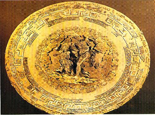 aigai 2 Βεργίνα : « … Σήμερα, ύστερα από 131 χρόνια, τα μνημεία μίλησαν μόνα τους…»