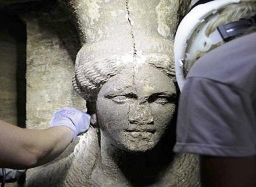 Κ.Περιστέρη: «Τα ευρήματα της Αμφίπολης θα με δικαιώσουν»