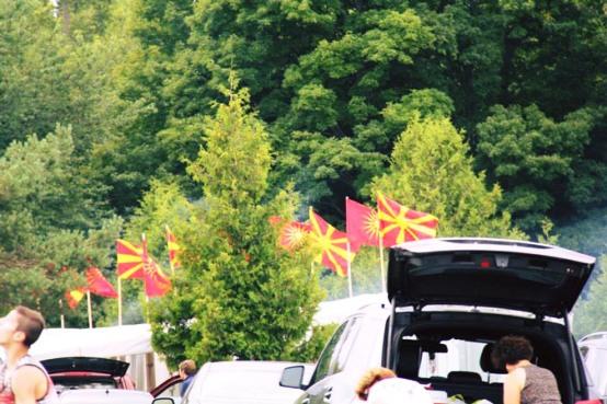 df3 Νέα φιέστα Μιλόσοσκι με ντεκόρ την «Μεγάλη Μακεδονία»