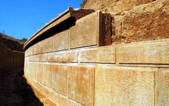 Amphipoli2 Αμφίπολη : Έργα για να προλάβουν τον χειμώνα