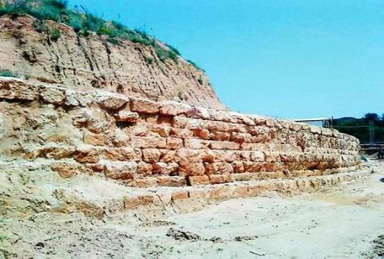 Amphipoli 1 Αμφίπολη : Έργα για να προλάβουν τον χειμώνα