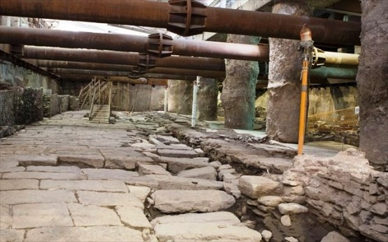 arxaious emporikous dromous xartografoun ta nomismata pou irthan sto fos 1 Μετρό Θεσσαλονίκης: Αρχαίους εμπορικούς δρόμους «χαρτογραφούν» τα νομίσματα που ήρθαν στο φως
