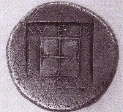 l 16840 Επαναπατρισμός από την Ελβετία σημαντικού, αρχαίου ελληνικού, αργυρού νομίσματος